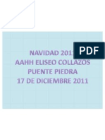Eliseo Collazos - Zapallal - Actividad 2011-12-17