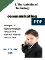 Presntsi-Komunikasi
