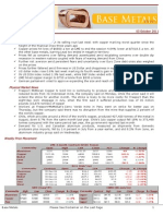 Base Metals Weekly- 03102011