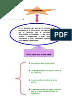TIPOS DE DIETOTERAPIAS