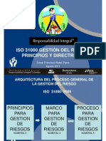 Gestion Riesgo ISO 31000