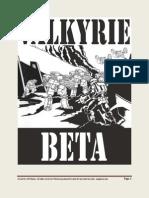 DH Valkyrie Beta