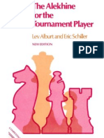 Lev Alburt & Eric Schiller - The Alekhine for the Tournament Player (Single Pages)