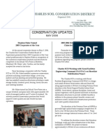 May 2006 Charles Soil Conservation District Newsletter