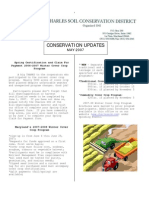 May 2007 Charles Soil Conservation District Newsletter