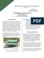 September 2008 Charles Soil Conservation District Newsletter