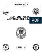 Joint Doctrine for Amphibious Embarkation