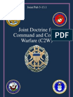 Joint Doctrine for C2W