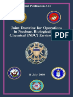 Joint Doctrine for Operations in NBC Enviornments