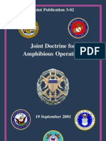 Joint Doctrine on Amphibious Ops