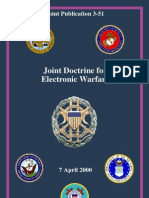 Joint Dotrine for Electronic Warfare