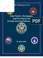 JTTP for Foreign Internal Defense
