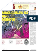 Philippine Collegian Special Issue
