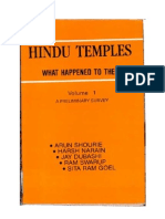 Hindu Temples - What Happened to Them