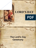 LORD'S DAY PPT proper