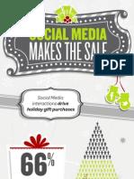 Social Media Makes the Sale
