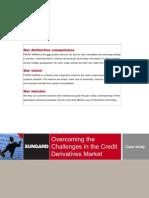 Credit Derivatives Markets