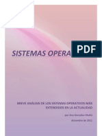 Sistemas Operativos Ana Gonzalez