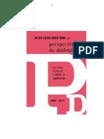 Segundo, Juan Luis - Sus articulos en Perspectivas de Dialogo - 1965-1974