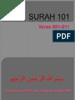 QR-247 Surah 101-001-011