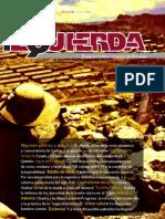 Revista Izquierda, nº 16, octubre 2011