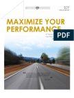 Maximize Your Performance Report
