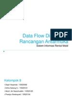 DFD dan Rancangan Interface Sistem Informasi Rental Mobil v1.1 (Final)