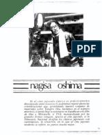 Nagisa Oshima. Carpeta en Contracampo, nº 14 -julio_agosto 1980