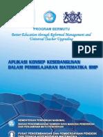 11.Pembelajaran Kesebangunan Di Smp