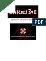 Resident Evil d20 Modern Ver 1