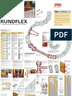 Rundflex Poster.
