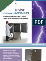 Nanoclave 4-Page Brochure