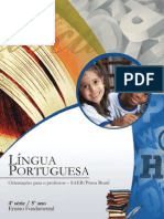 Língua Portuguesa_Orientações para o Professor_Saeb_Prova Brasil