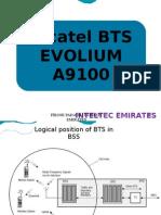 Alcatel BTS Presentation