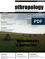 Paranthropology Vol 1 No 1