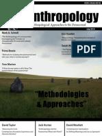 Paranthropology Vol 1 No 1