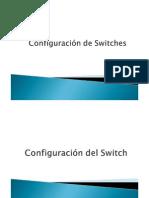 Configuracion de Switch