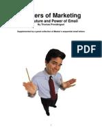 Marketing Masters eBook