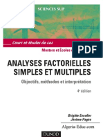 Analyses Fact Oriel Les Simples Et Multiples - 4e 3