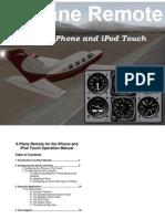 X-Plane Remote Manual