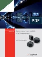 Schaffner Emc Lighting Links En23