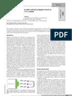 Jeroen van Ameijde and Rob M. J. Liskamp- Synthesis of novel trivalent amino acid glycoconjugates based on the cyclotriveratrylene ('CTV') scaffold