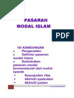 Pasaran Modal Islam
