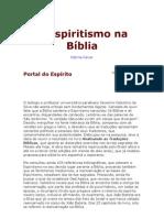 O Espiritismo na Bíblia