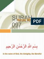 QR-243 Surah 097-001-005
