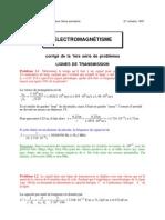 Exercices_Electromagn=tisme