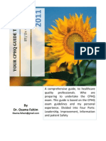 CPHQ Text Book