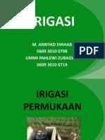 IRIGASI