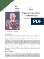Himmler Heinrich - La SS section de combat antibolchevique
