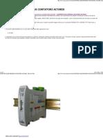 Gateway Dlms-modbus Contatori Actaris - Marcom Wiki